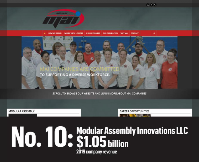 Modular Assembly Innovations Ohio Columbus Business First